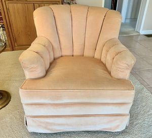 Upholstered Chairs - Pair - Excellent Condition for Sale in Carmichael, CA