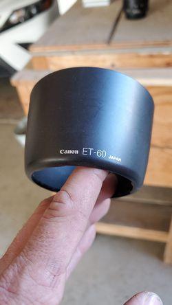 Canon hood for Sale in Visalia,  CA