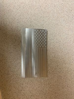 Aluminum Machined American Flag for Sale in Anchorage, AK
