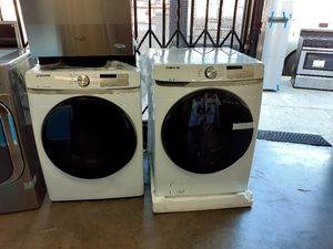 New Samsung Washer & Gas Dryer Set for Sale in Artesia, CA