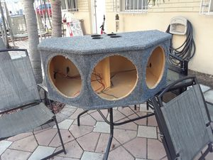 12 Inch Subwoofer box for Sale in Miami, FL