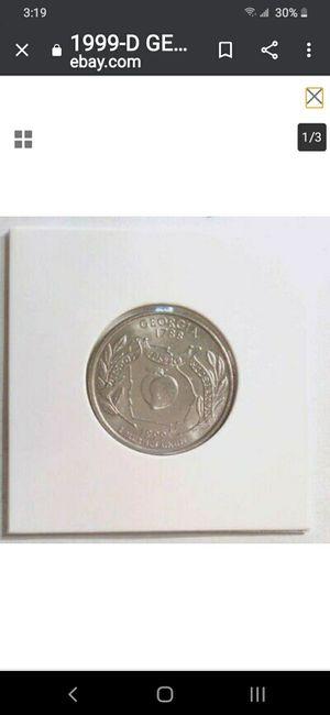 1999 quarter coin GIORGIA for Sale in Riverside, CA