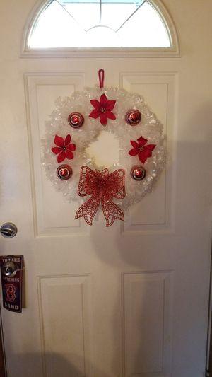 "19"" Christmas Wreath for Sale in Newport News, VA"
