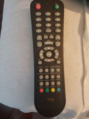 ILO tv remote for Sale in Virginia Beach, VA