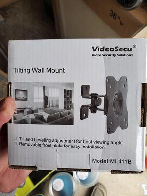 Videosecu tilting wall mount for Sale in Kingsville, MD