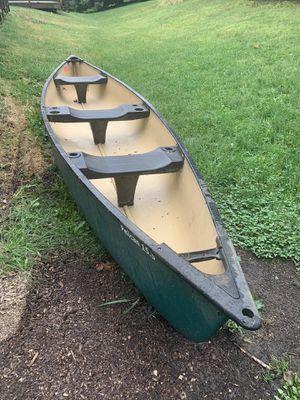 15.5 Pelican three person canoe for Sale in Elgin, IL