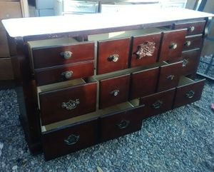 Sturdy 8 drawer dresser for Sale in Fresno, CA