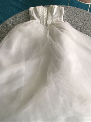 Strapless wedding dress for Sale in Grand Junction, CO