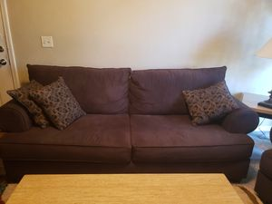 Couch, Loveseat, Arm Chair, Coffee Table, End Table for Sale in Scottsdale, AZ