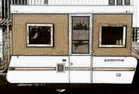 1990 Pop up Trailer converted with hard sides for Sale in Kingsville, TX