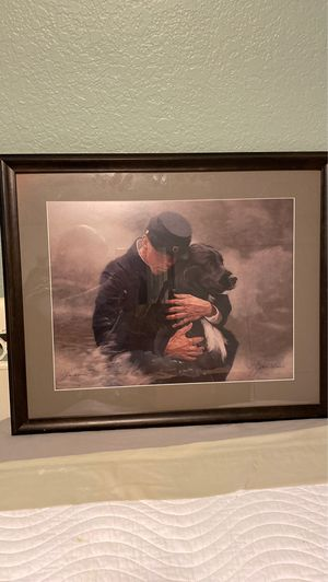 Beautiful painting of Bernice Mountain dog for Sale in Snohomish, WA