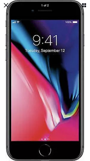 iPhone 8 256gb unlocked for Sale in Columbus, MS