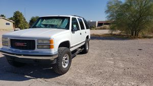 99 GMC Yukon SLE 4x4 for Sale in Las Vegas, NV