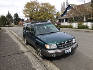 Subaru Forester for Sale in Kirkland, WA