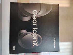 Samsung Galaxy Gear IconX Bluetooth headphones Earbuds for Sale in Arlington, TX