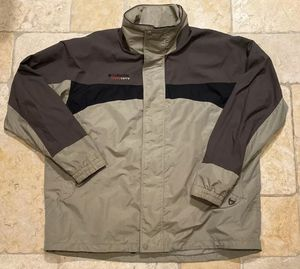 Columbia Cross Terra Core Ski Jacket Outter Shell Beige - Mens 2XT Big And Tall for Sale in Washington, DC
