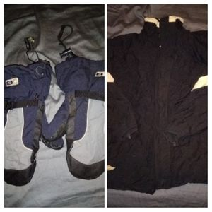 SIMS® Snowboarding Jacket & BURTON® Mitt's for Sale in Phoenix, AZ