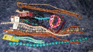 22 strands of beautiful beads for Sale in Tacoma, WA
