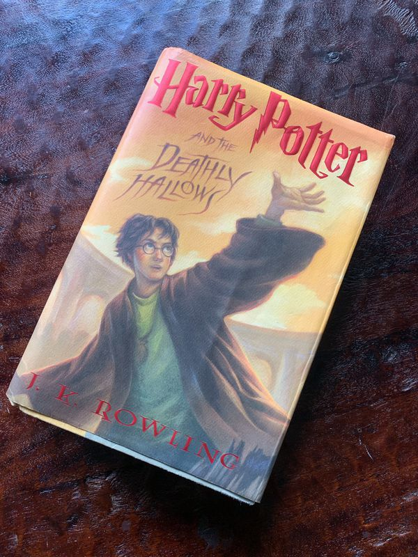 Harry Potter hardcover