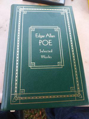 edgar allan poe book for Sale in Los Angeles, CA