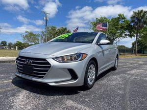 2017 Hyundai Elantra for Sale in Plantation, FL