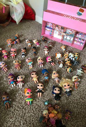 Lol dolls , pets , babies , accessories for Sale in Dunwoody, GA