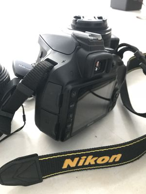 NEW Nikon D3300 Camera //EVERYTHING INCLUDED for Sale in Miami Beach, FL