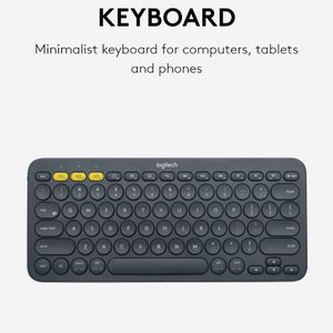 Logitech K380 Multi-Device Bluetooth Keyboard for Sale in Austin, TX