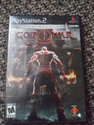 Ps2 god of war2 for Sale in Fairmont, WV