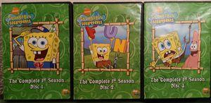SpongeBob SquarePants - The Complete 1st Season for Sale in Oklahoma City, OK