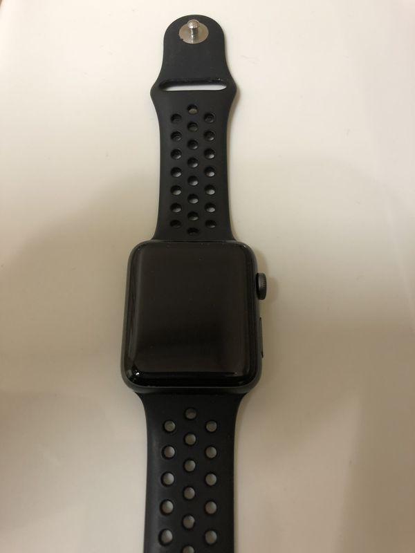 Apple Watch series 3 Nike GPS+ CELLULAR