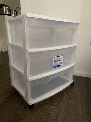Bed Frame, 3 Drawer Cart, Bookcase, L-shaped Desk for Sale in Cleveland Heights, OH