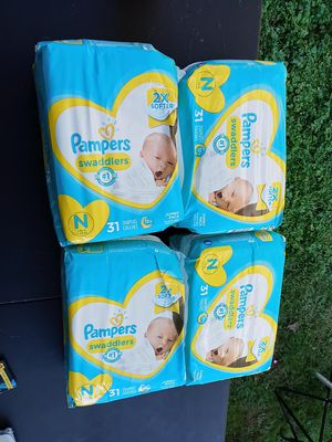Pampers for Sale in Maryland City, MD