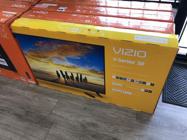 Vizio 50 inch TV SMART LED ((( take it home with 50$, no credit needed )))
