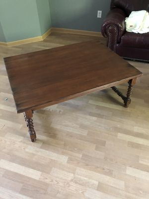 Solid wood coffee table for Sale in Cary, NC