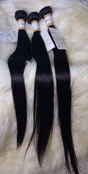 "20"" 22"" 24"" Virgin Brazilian Silky Straight for Sale in Lithonia, GA"