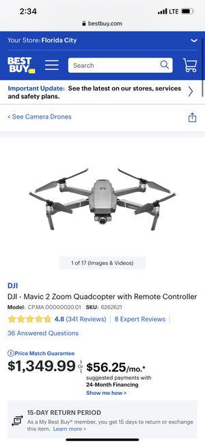 DJI MAVIC 2 Zoom for Sale in Oakland Park, FL