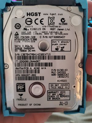 320gb SATA 3.5 laptop Hard drive for Sale in Albuquerque, NM