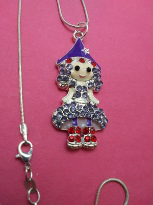 Jeweled Good Witch Necklace for Sale in Grove City, OH