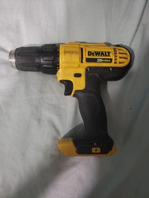 """Dewalt 1/2"""" Cordless Drill/Driver for Sale in Dallas, TX"""