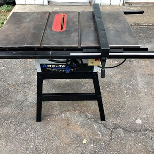 Delta Table Saw for Sale in Cypress, TX