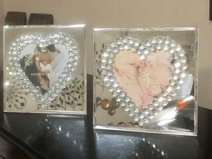 Set of Picture Frames with Bling NEW for Sale in Mokena, IL