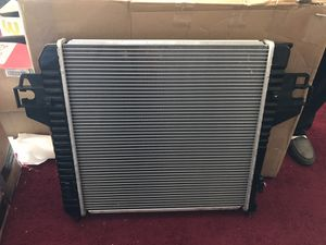 WVO Complete Radiator For 2002 2003 2004 2005 2006 Jeep Liberty 3.7 V6 6Cyl DWRD1008 for Sale in Phillips Ranch, CA