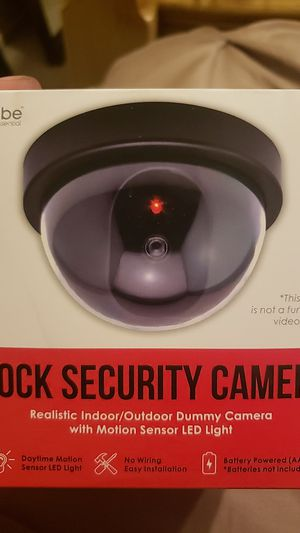Mock Security Camera for Sale in Fresno, CA