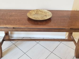 Couch Table Or Multi Use Table Wooden for Sale in Valrico,  FL