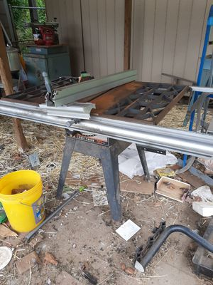 Craftsman table saw for Sale in Vancouver, WA