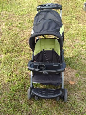 Baby trend sit and stand double stroller for Sale in Lebanon, TN