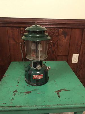 Coleman model 220j lantern for Sale in Mercersburg, PA