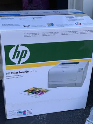 HP Color LaserJet Printer for Sale in Garrisonville, VA