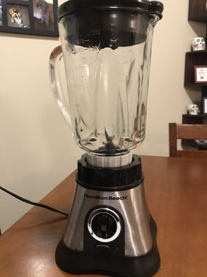 Hamilton beach blender for Sale in Raleigh, NC